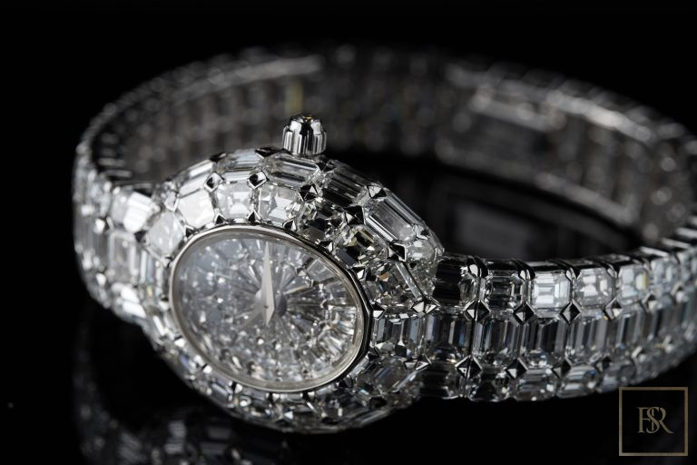 Watch PIAGET Limelight Gala 18k White Gold Diamond Unique Piece 1/1 United Arab Emirates for sale For Super Rich