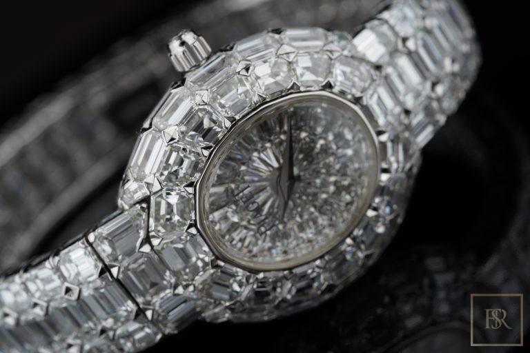 Watch PIAGET Limelight Gala 18k White Gold Diamond Unique Piece 1/1 Luxury for sale For Super Rich