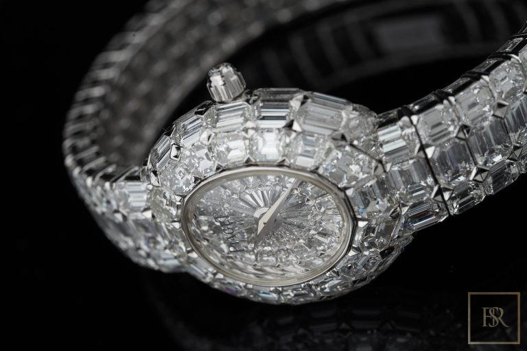 Watch PIAGET Limelight Gala 18k White Gold Diamond Unique Piece 1/1 ultra luxury for sale For Super Rich