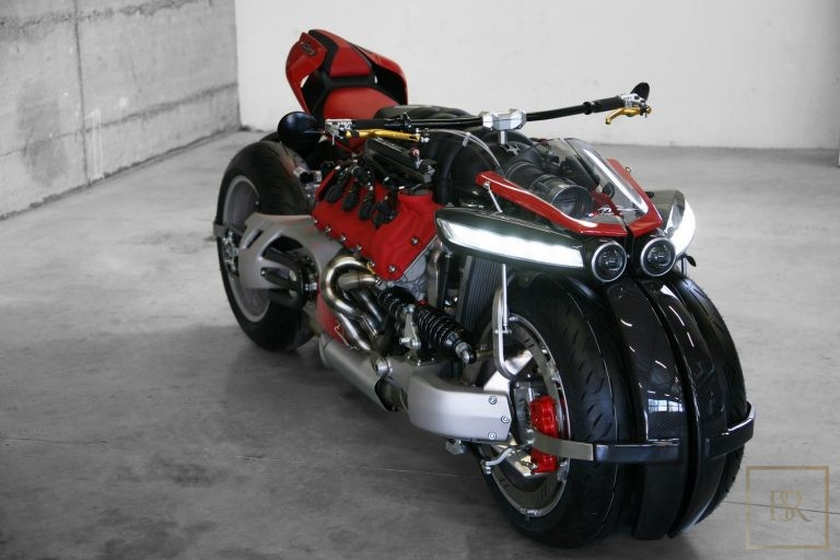 Limited Edition 1 OF 10 Motorcycle LM 847 - LAZARETH 226900 for sale For Super Rich