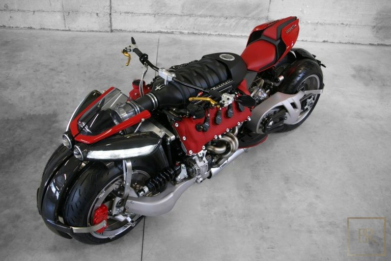 Limited Edition 1 OF 10 Motorcycle LM 847 - LAZARETH price country for sale For Super Rich