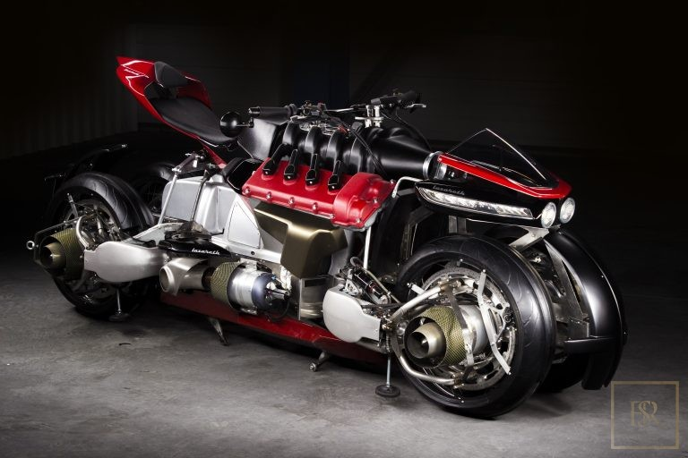 UNIQUE 1 OF 5 The Flying Motorcycle LMV 496 - LAZARETH price country for sale For Super Rich