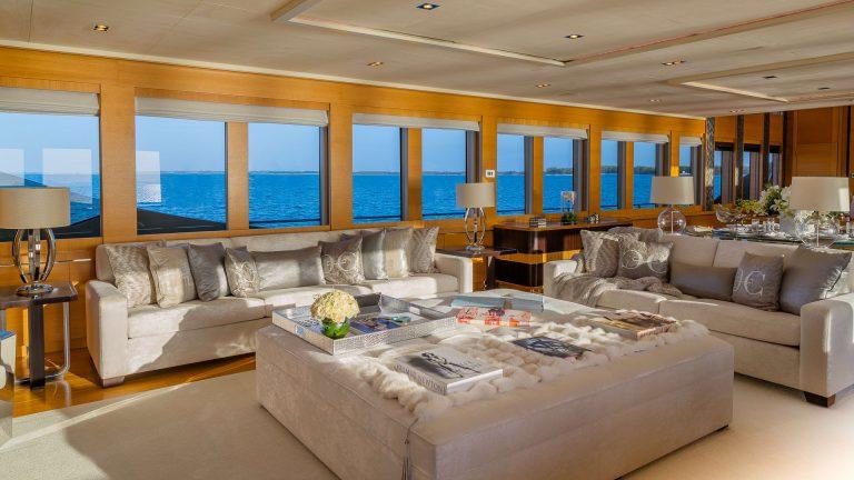 PALMER JOHNSON DB9 52 Meters best charter rental For Super Rich