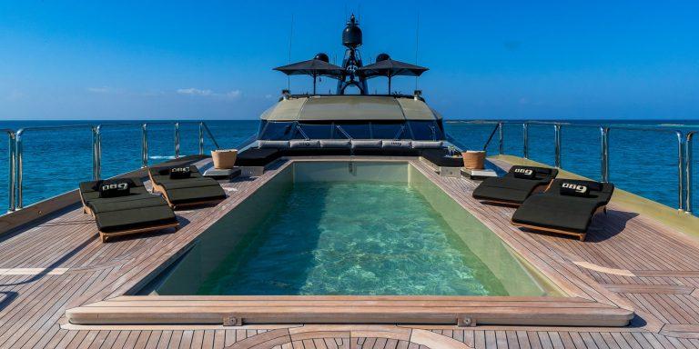 PALMER JOHNSON DB9 52 Meters motor yacht charter rental For Super Rich