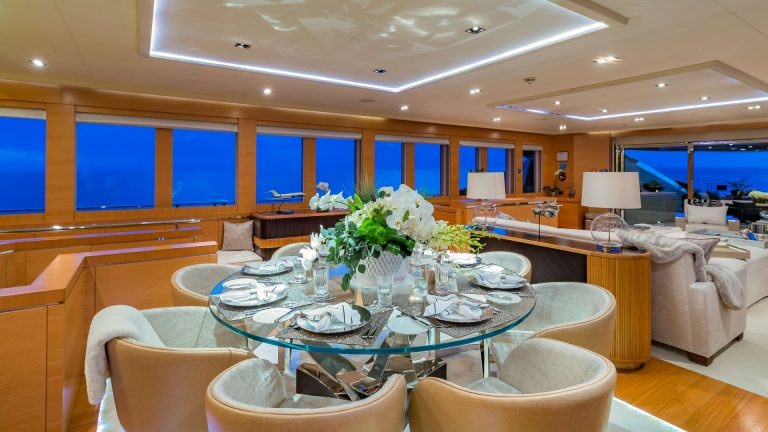 PALMER JOHNSON DB9 52 Meters vacation charter rental For Super Rich