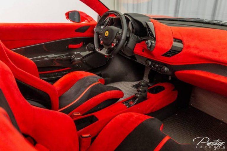 2019 Ferrari 488 Pista Automatic for sale For Super Rich