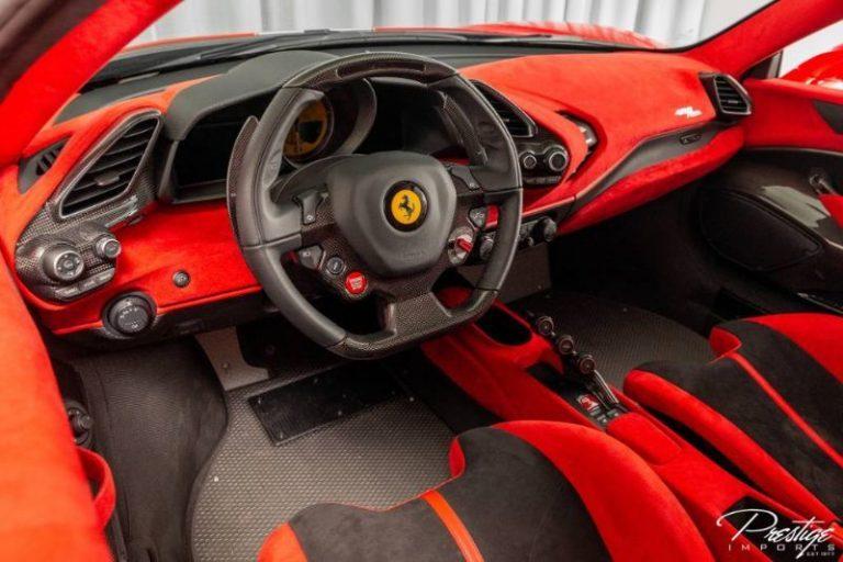 2019 Ferrari 488 Pista United Arab Emirates for sale For Super Rich