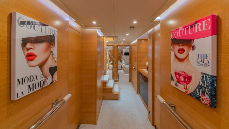 PALMER JOHNSON DB9 52 Meters holiday charter rental For Super Rich