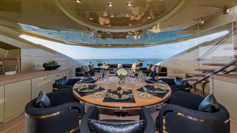 PALMER JOHNSON DB9 52 Meters search charter rental For Super Rich