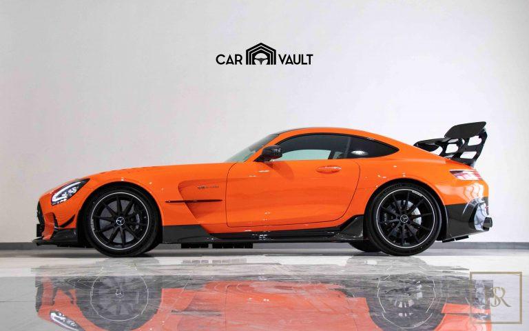 2021 Mercedes AMG Orange + Black for sale For Super Rich