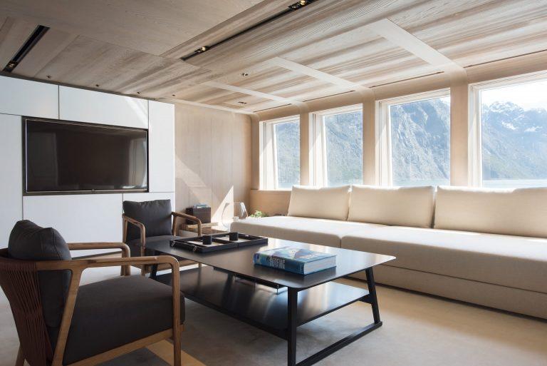 ABEKING & RASMUSSEN CLOUDBREAK 75 Meters luxury charter rental For Super Rich