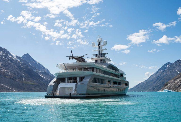 ABEKING & RASMUSSEN CLOUDBREAK 75 Meters yacht charter rental For Super Rich
