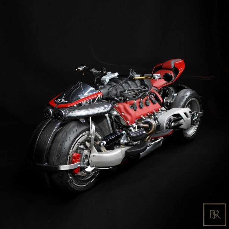 Collection, Motorcycle LM 847 LAZARETH