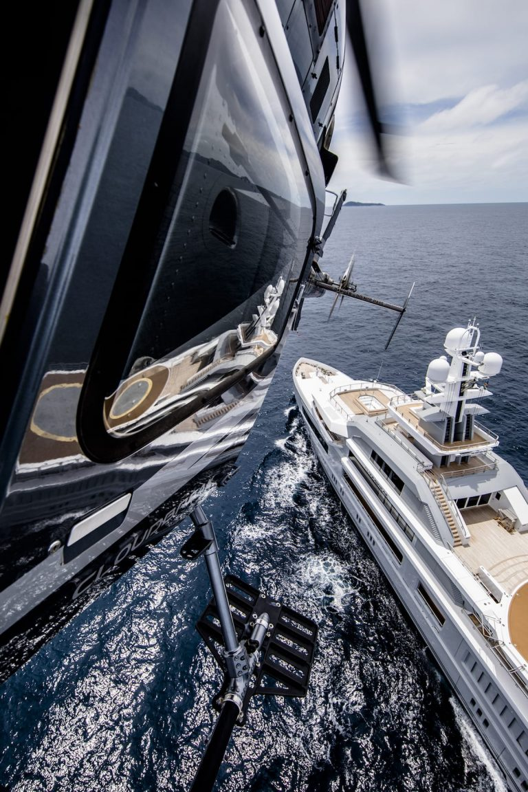 ABEKING & RASMUSSEN CLOUDBREAK 75 Meters vacation charter rental For Super Rich