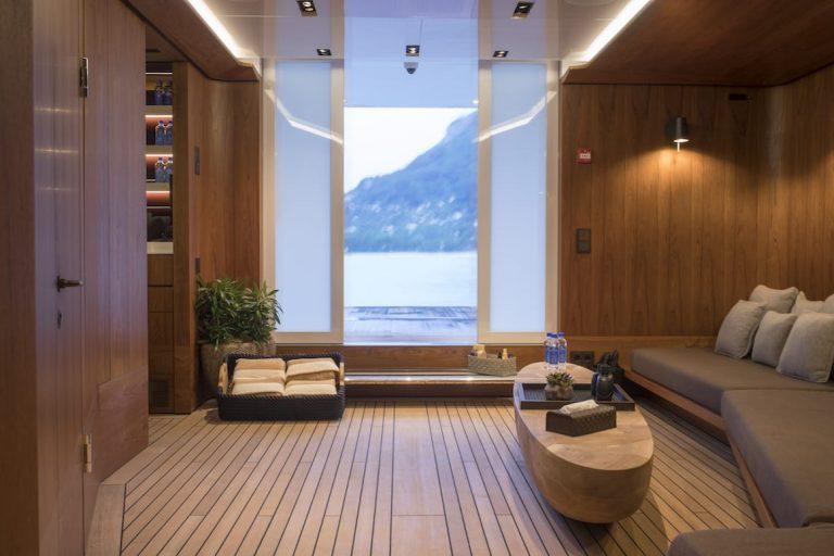 ABEKING & RASMUSSEN CLOUDBREAK 75 Meters billionaire charter rental For Super Rich