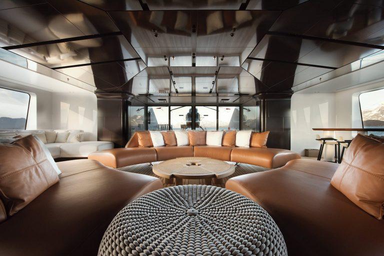 ABEKING & RASMUSSEN CLOUDBREAK 75 Meters VIP charter rental For Super Rich