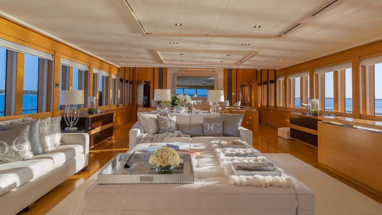 PALMER JOHNSON DB9 52 Meters super yacht charter rental For Super Rich