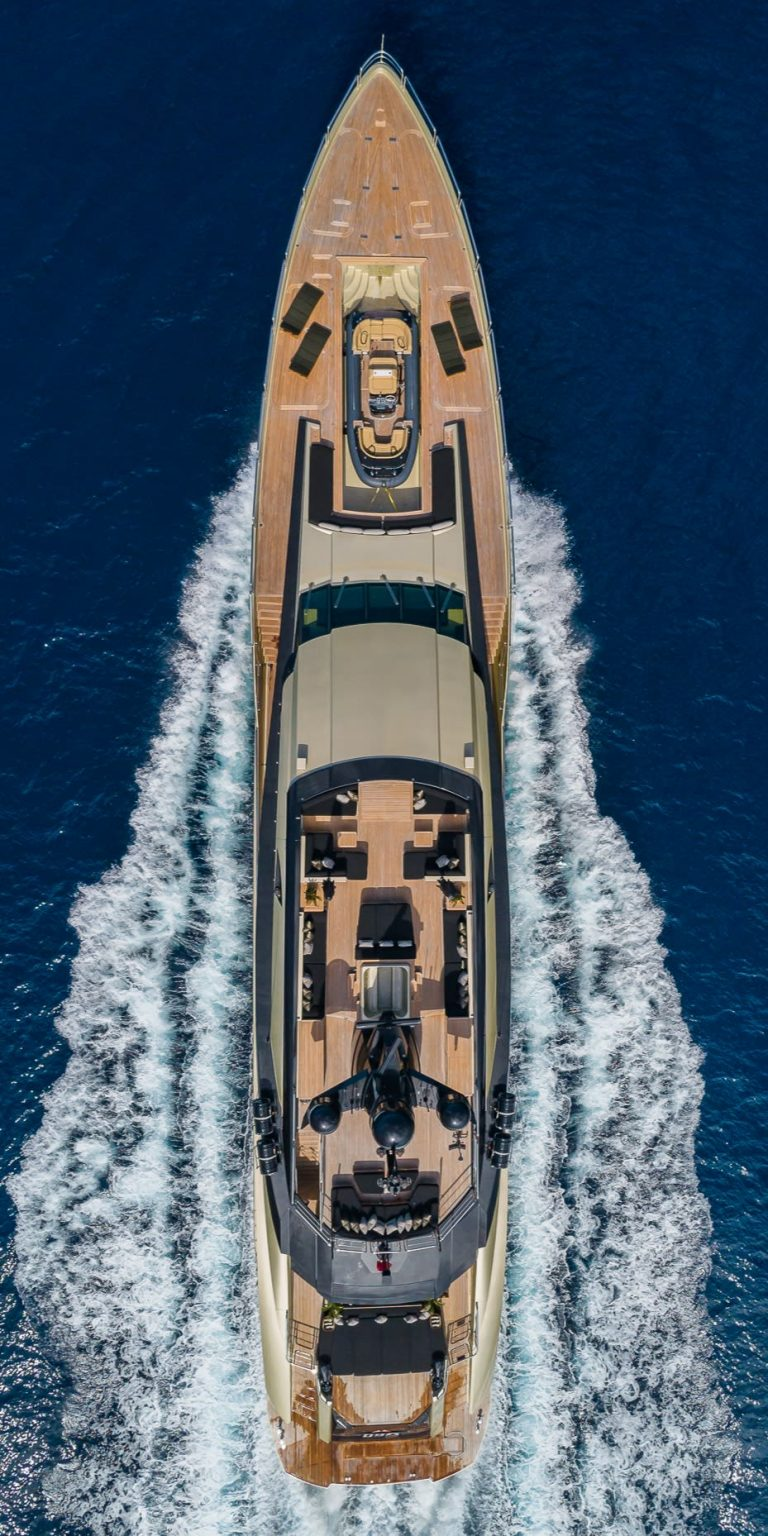 PALMER JOHNSON DB9 52 Meters yacht charter rental For Super Rich