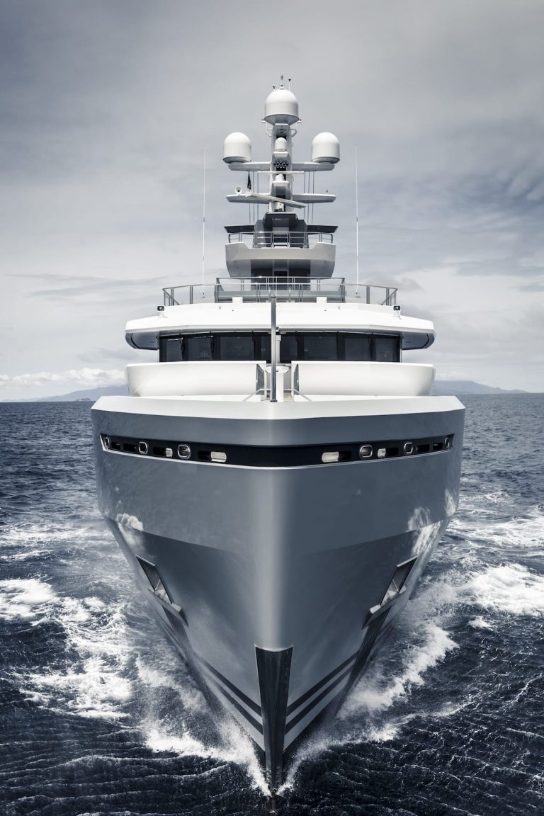 ABEKING & RASMUSSEN CLOUDBREAK 75 Meters holiday charter rental For Super Rich