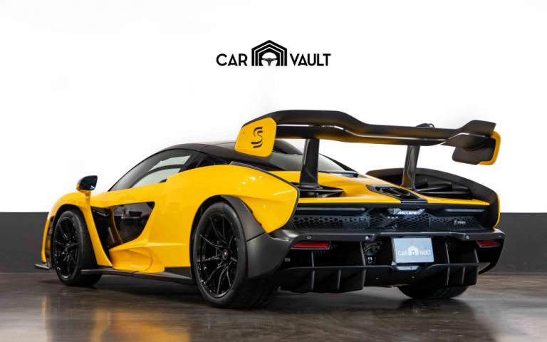 2019 McLaren Senna United Arab Emirates for sale For Super Rich
