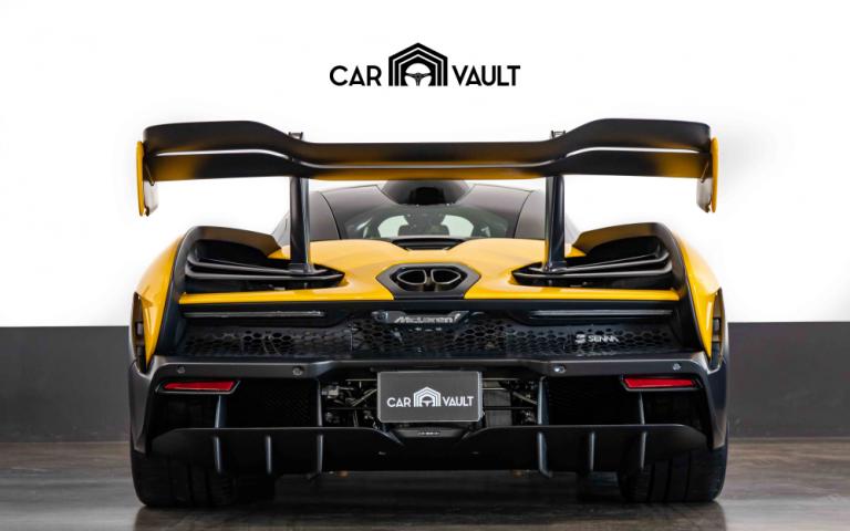 2019 McLaren Senna V8 for sale For Super Rich