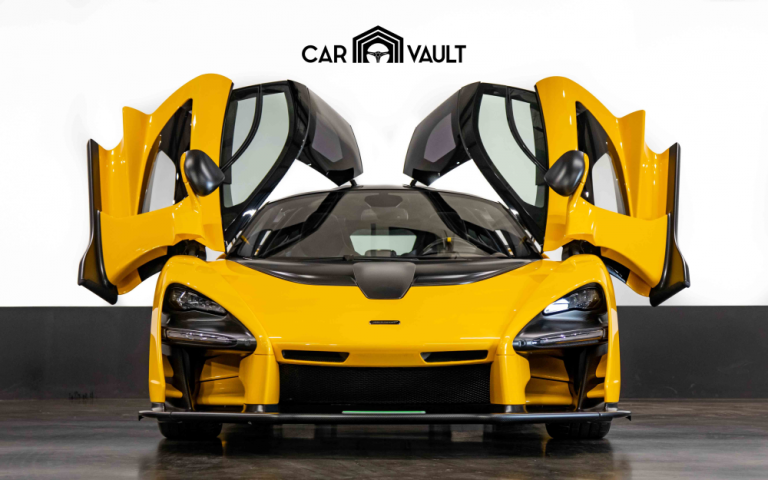 2019 McLaren Senna 789 HP for sale For Super Rich