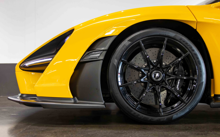 2019 McLaren Senna Automatic for sale For Super Rich