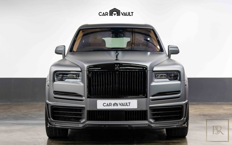 2019 Rolls-Royce CULLINAN 6.8L  V12 for sale For Super Rich