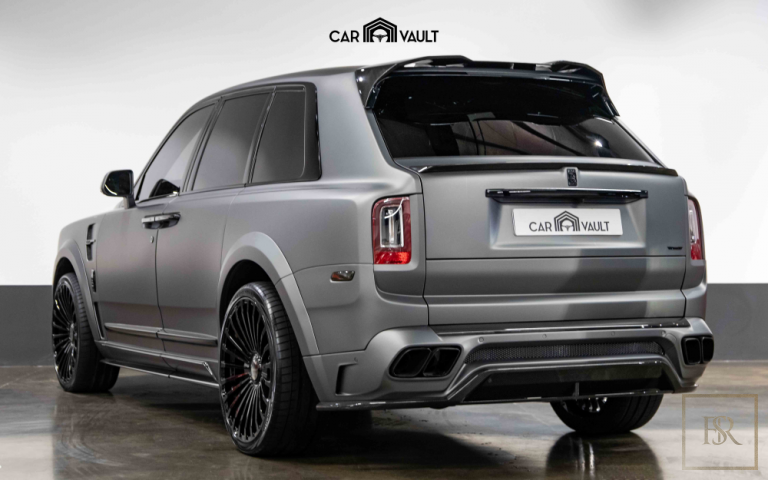 2019 Rolls-Royce CULLINAN 4X4 for sale For Super Rich