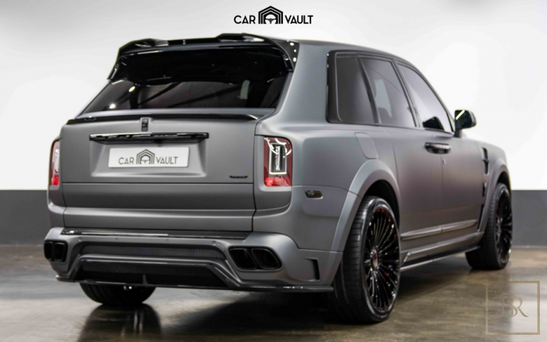 2019 Rolls-Royce CULLINAN Used for sale For Super Rich