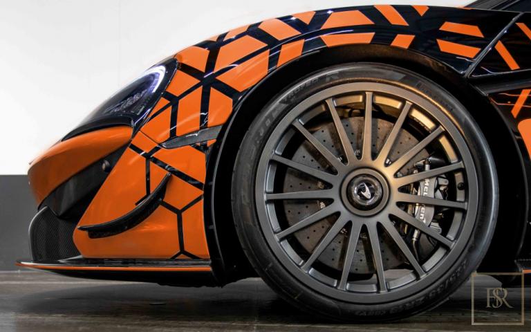 2020 McLaren 620R GT Level luxury for sale For Super Rich