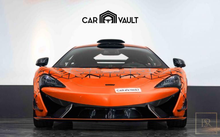 2020 McLaren 620R GT Level V8 for sale For Super Rich