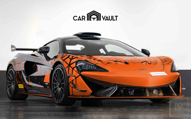 2020 McLaren 620R GT Level Alcantara Black for sale For Super Rich