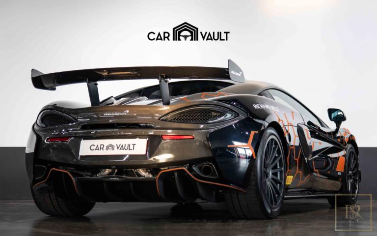 2020 McLaren 620R GT Level Coupe for sale For Super Rich