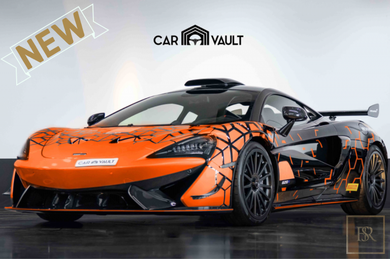 McLaren 620R GT Level