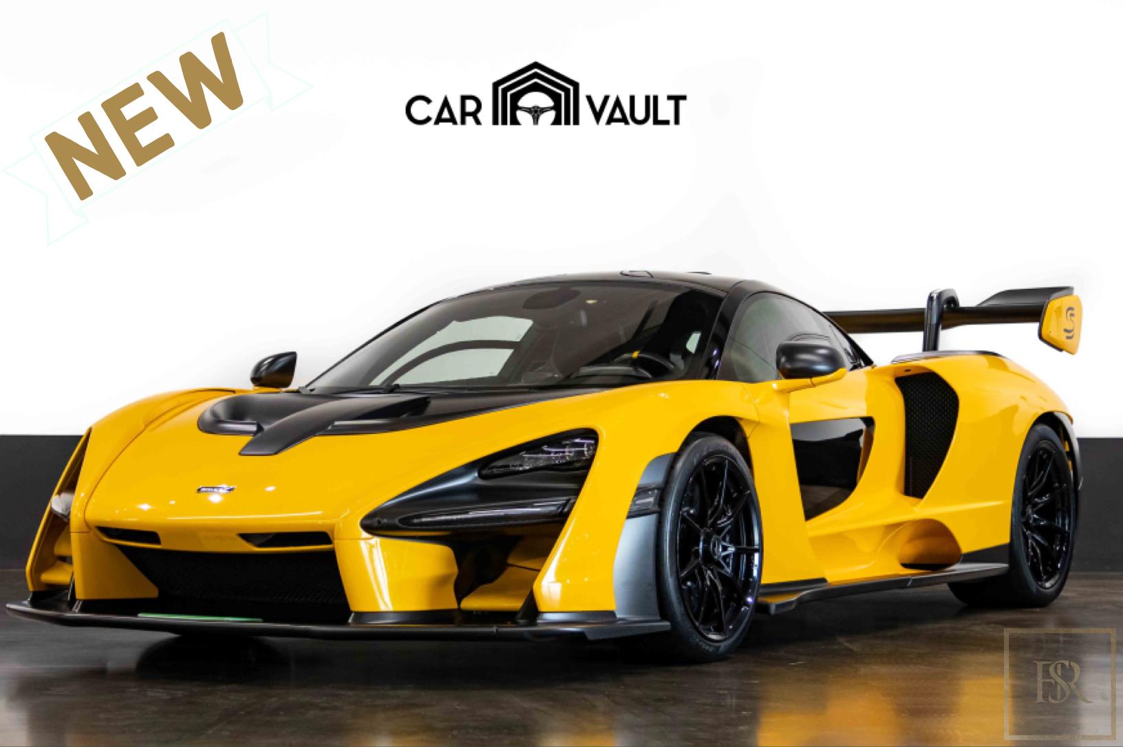 2019 McLaren Senna for sale For Super Rich
