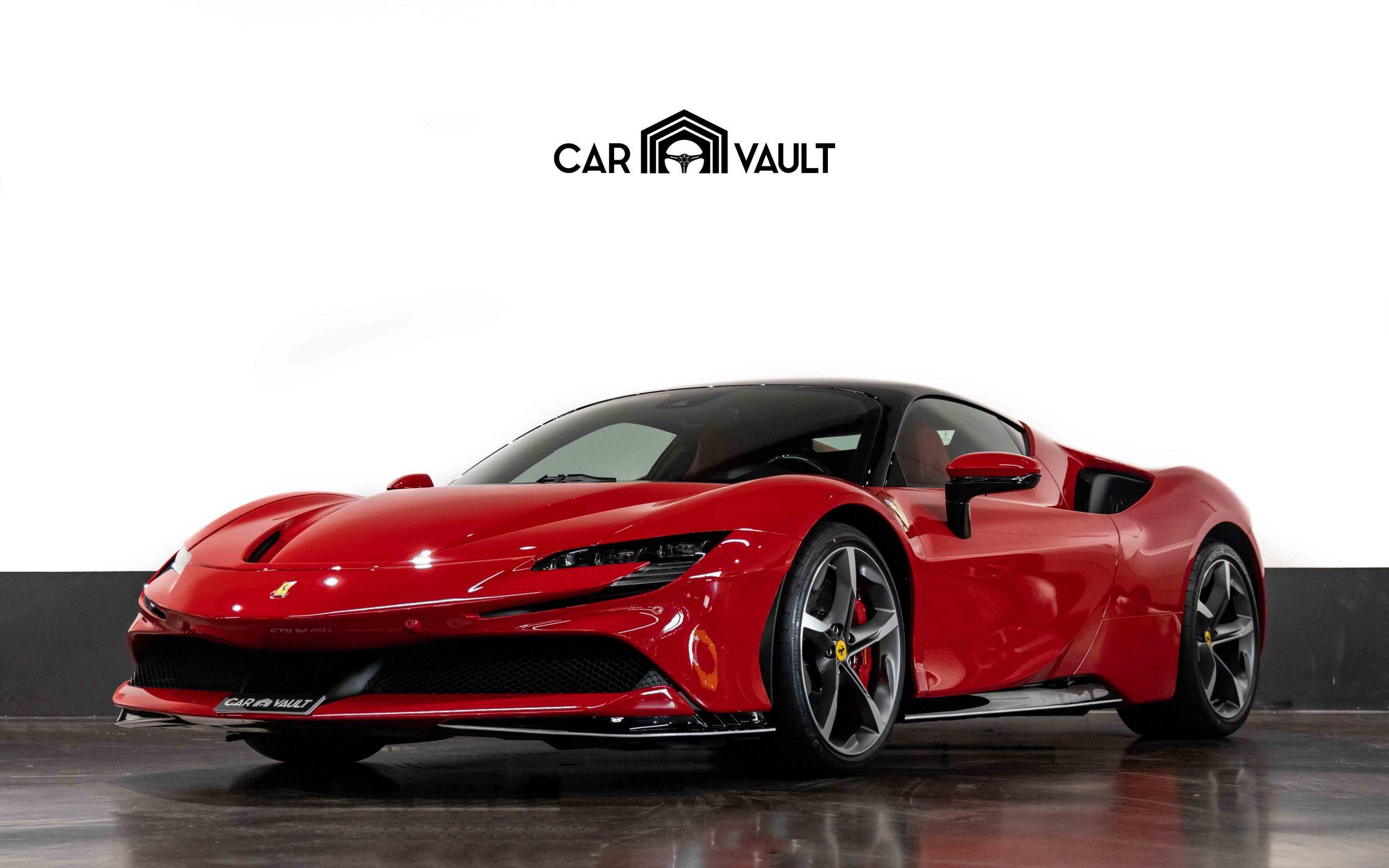 2021 Ferrari SF90 STRADALE for sale For Super Rich