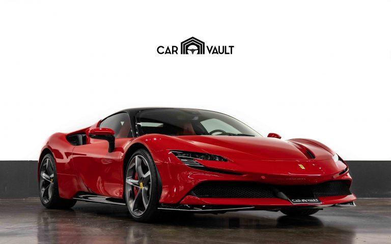 2021 Ferrari SF90 STRADALE Red for sale For Super Rich
