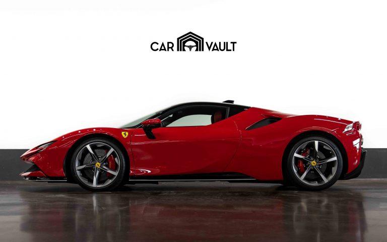 2021 Ferrari SF90 STRADALE Coupe for sale For Super Rich