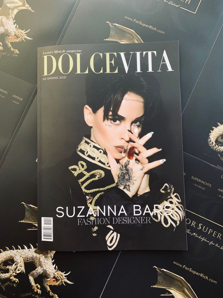 DOLCEVITA Magazine Russia Spring issue 2021
