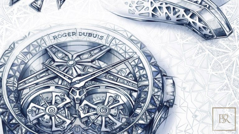 Watch ROGER DUBUIS Excalibur SUPERBIA Limited Edition 1 ultra luxury for sale For Super Rich