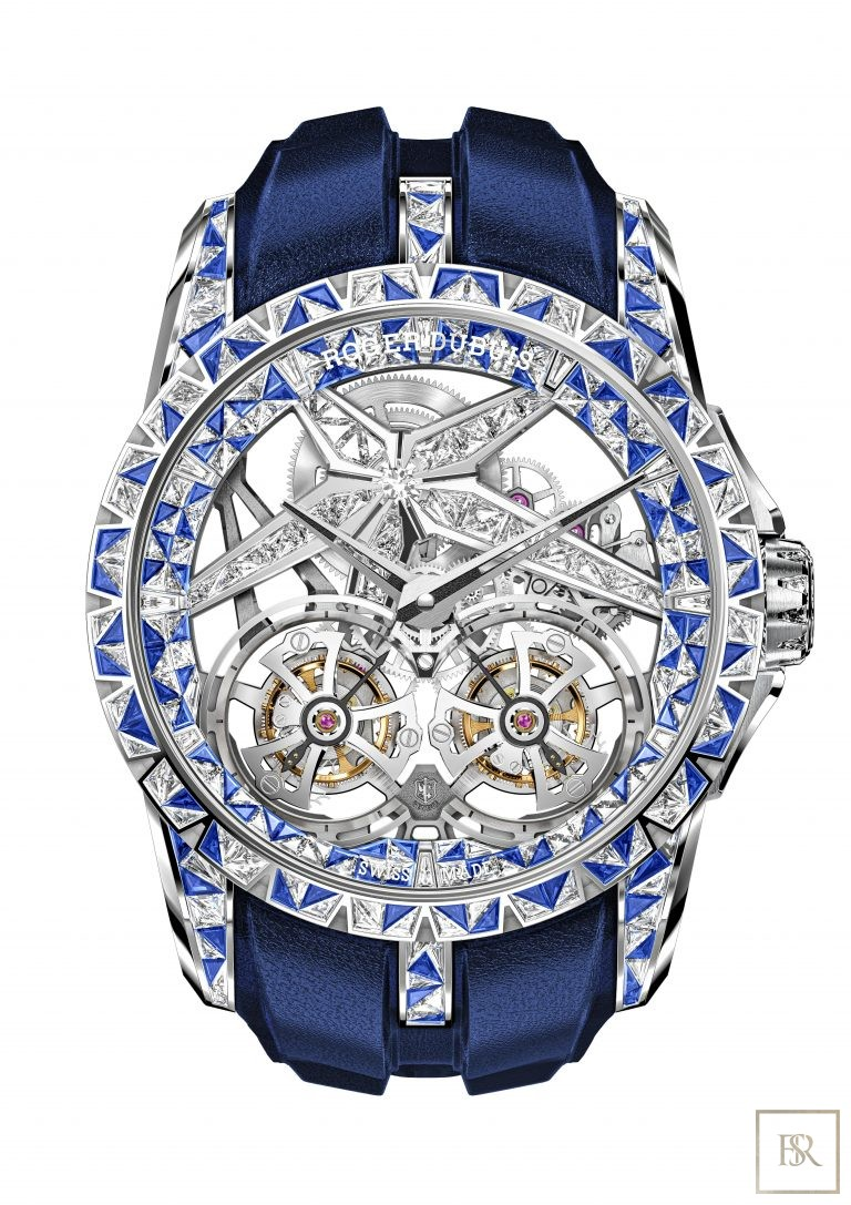 Watch, Roger Dubuis Excalibur SUPERBIA Limited Edition 1 piece