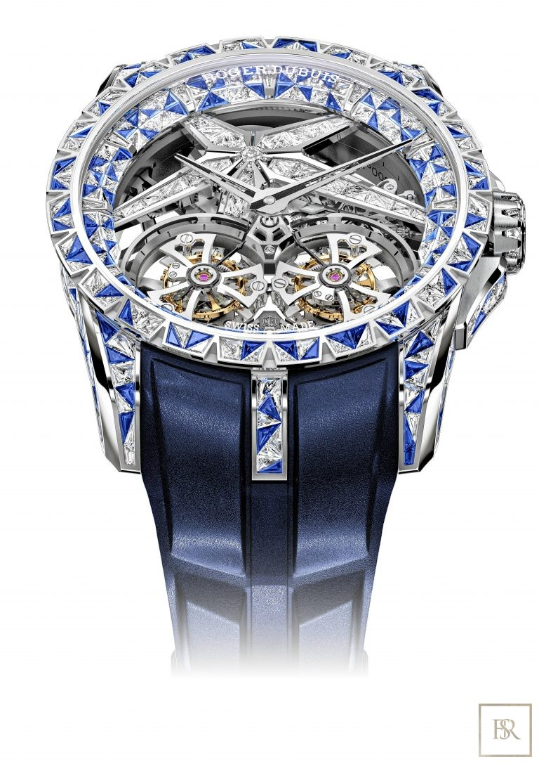 Watch ROGER DUBUIS Excalibur SUPERBIA Limited Edition 1 for sale For Super Rich