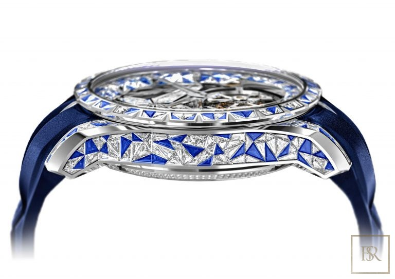 Watch ROGER DUBUIS Excalibur SUPERBIA Limited Edition 1 price country for sale For Super Rich