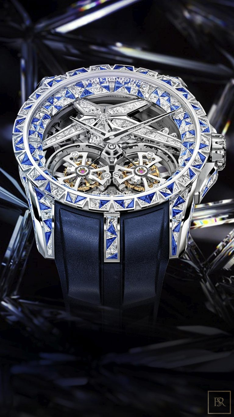 Watch ROGER DUBUIS Excalibur SUPERBIA Limited Edition 1 Switzerland for sale For Super Rich