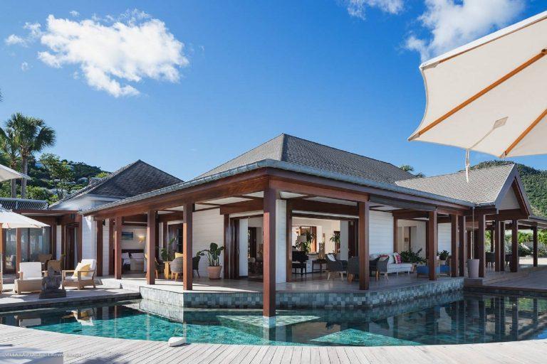Villa La Plage - Lorient, St Barth / St Barts available for sale For Super Rich