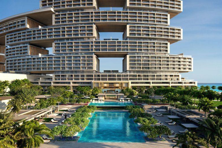 Penthouse Triplex ATLANTIS - Palm Jumeirah, Dubai real estate for sale For Super Rich