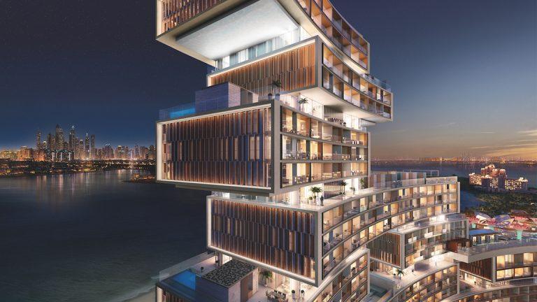 Penthouse Triplex ATLANTIS - Palm Jumeirah, Dubai prix for sale For Super Rich