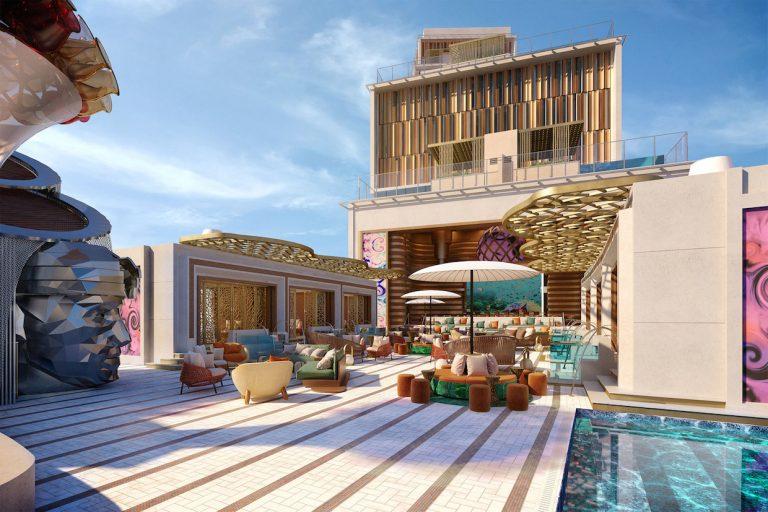 Penthouse Triplex ATLANTIS - Palm Jumeirah, Dubai available for sale For Super Rich