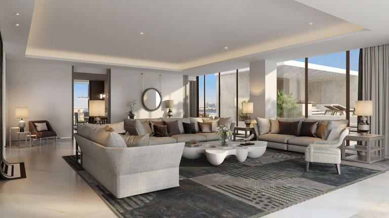 Penthouse Triplex ATLANTIS - Palm Jumeirah, Dubai best for sale For Super Rich